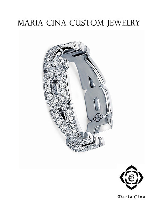 LOVE Ring (size 7 and up)