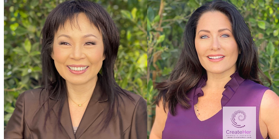 Get your (Financial) Act Together with Cindera Che & Maria Cina