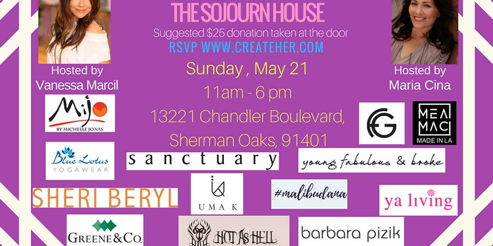 CreateHER Celebrating Women Event