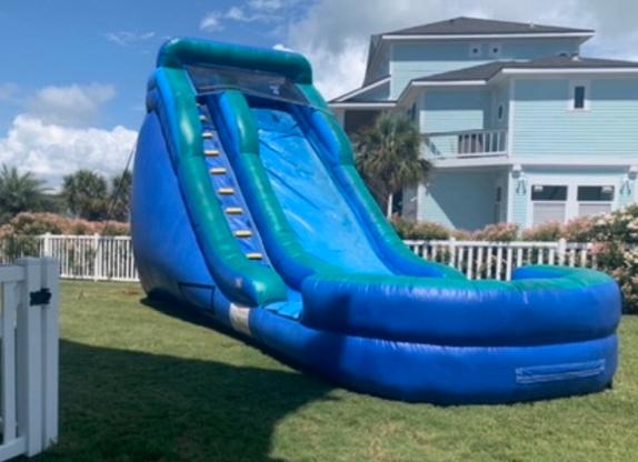 18ft water slide