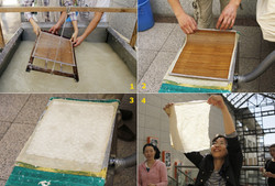 Hanji - Production Process