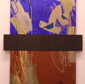 Timeless1410_70x40in_Mixed Media with Hanji