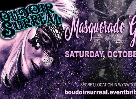 2019/10/19 Boudoir Surreal