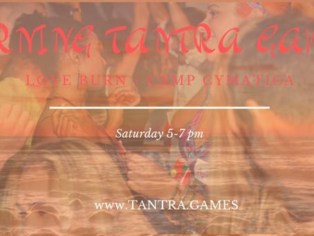 2019/01/27 : Burning Tantra Games @ Loveburn