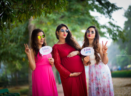 Top 5 poses for maternity photography