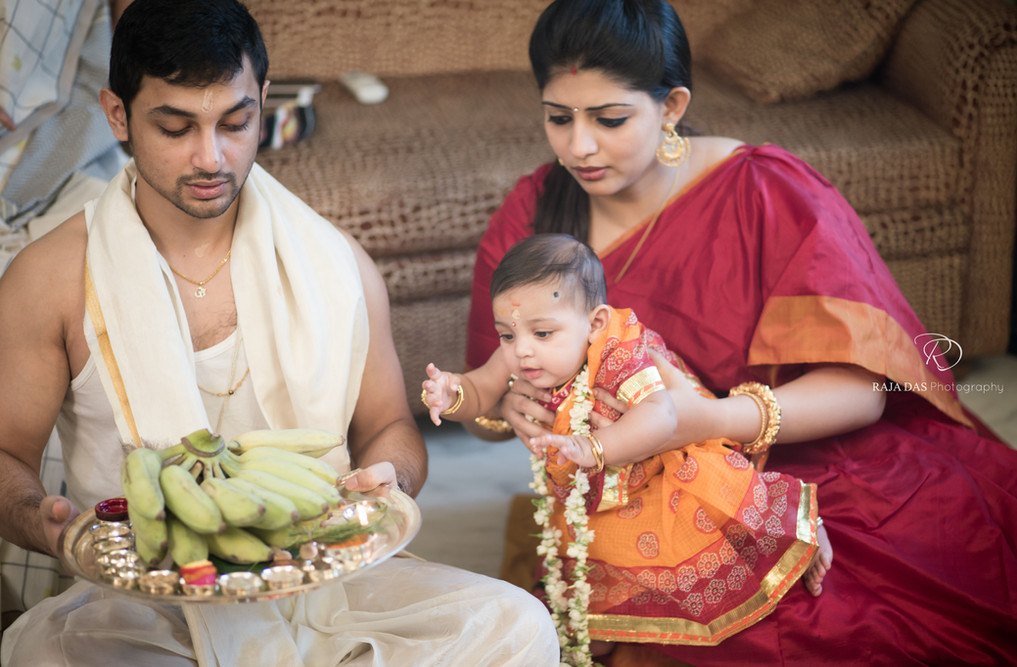 Bengali Annaprasan