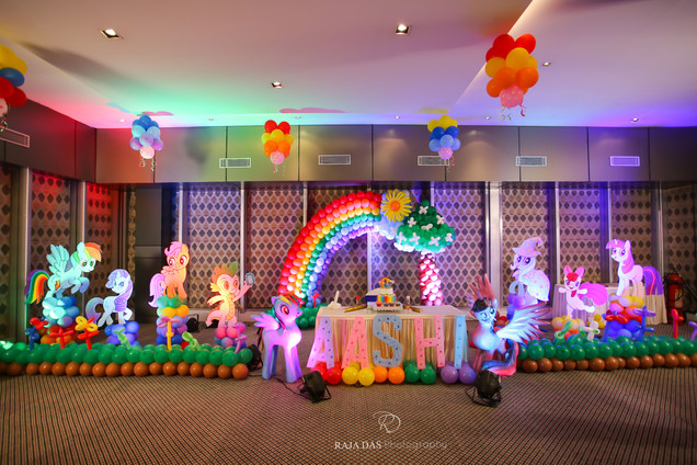1st birthday celebration ideas in india