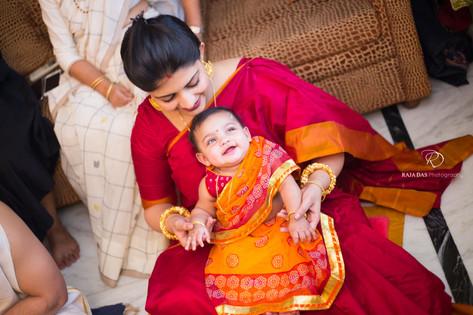 Annaprasan Photography Kolkata