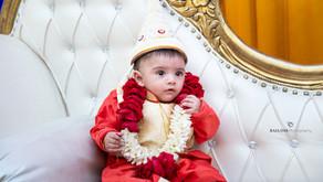 5 Best Ways to sneak good photos at a Bengali Annaprashan Ceremony