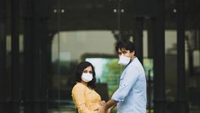 Lockdown Maternity and Newborn Photography