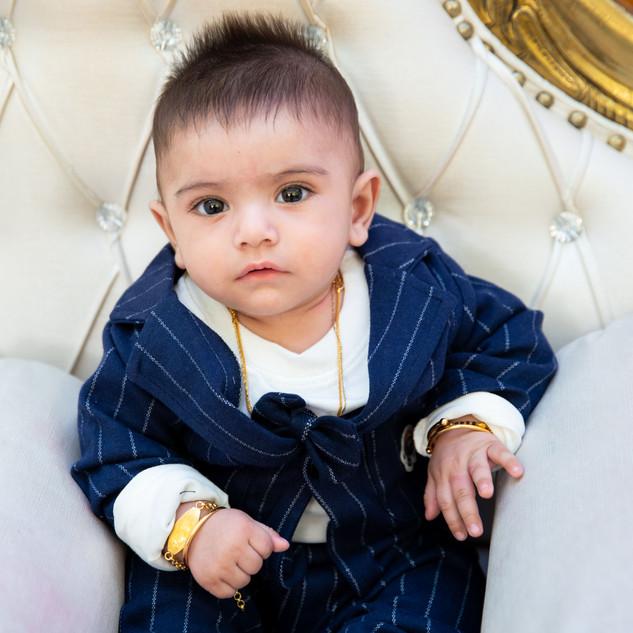 BANGALI BABY ANNAPRASAN MUKHE BHAAT
