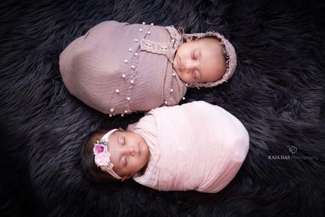 twins photoshoot