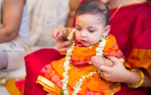 annaprashan baby