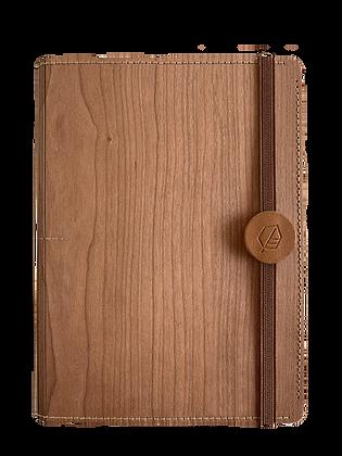 Holzbuch - Kirsche