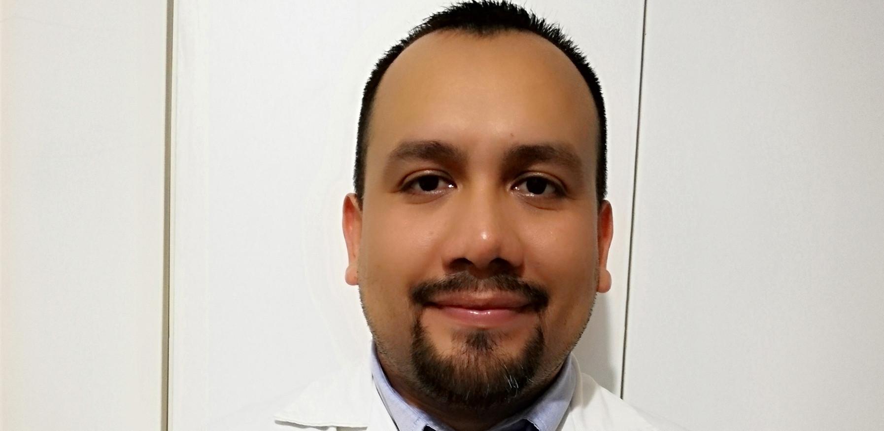 DR. JORGE ALBERTO GARCÍA NIETO