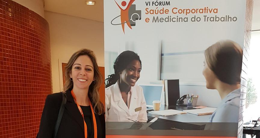 VI Fórum Saúde Corporativa e Medicina do Trabalho