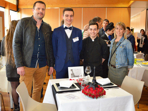 Cuisine et Service en salle : les meilleurs apprentis des Vosges sont en MFR !