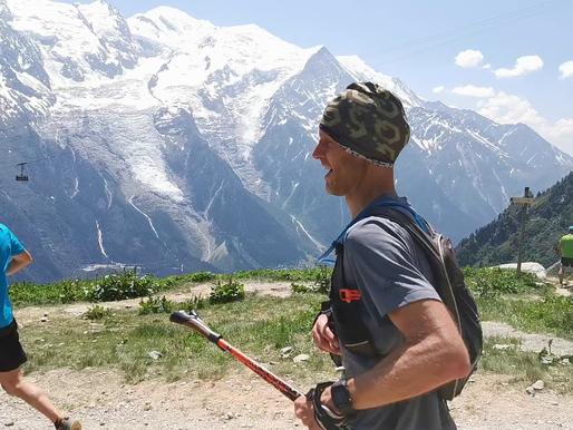 """Ghislain DIDIER, formateur et """"finisher"""" du marathon du Mont-Blanc!"""