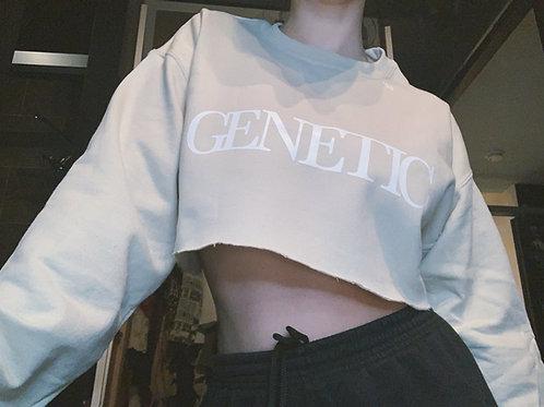 GENETIC CUSTOM SAND CREWNECK