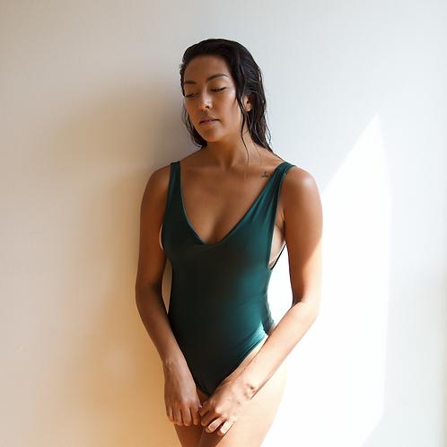 Marfa Swimsuit Emerald