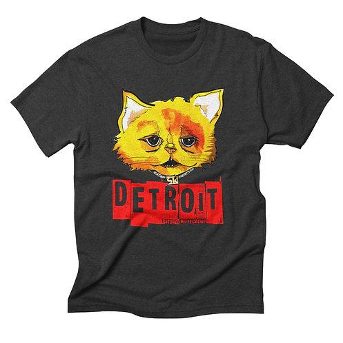 SK Detroit Black T-Shirt