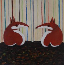 Billenbeestjes: vossen