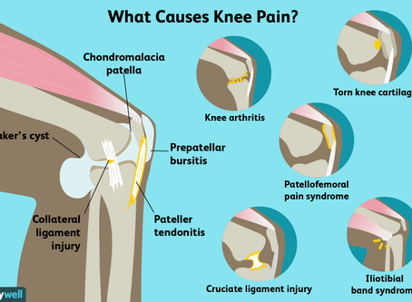 Knee Pain Relief!