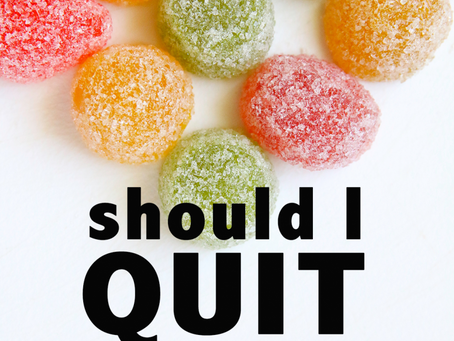 Are there any benefits to quitting sugar?