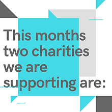 Charities we support at  Health Wise Chi