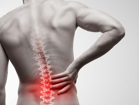 Lower Back Pain and How Chiropractic Can Help!