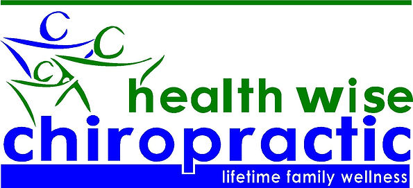 Health Wise Chiropractic Logo