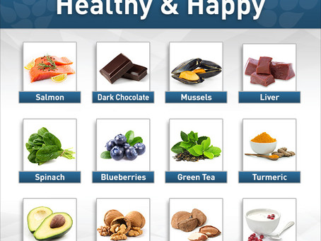 Mood enhancing foods!