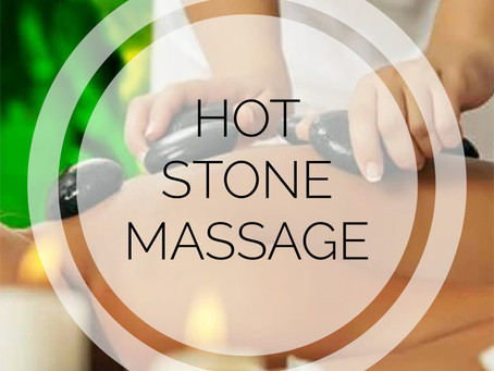 10 Hot Facts about hot stone massages