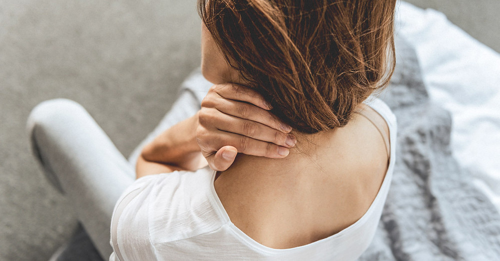 Neck pain relief at Health Wise Chiropractic