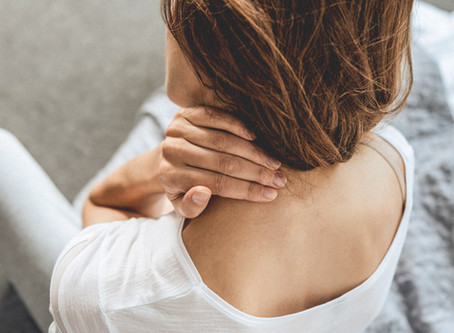 Effect of massage on neck pain