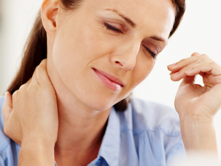How to decrease inflammatory markers to help neck pain