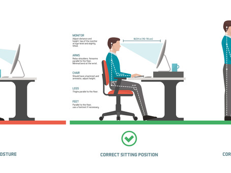 Is sitting at work all day or doing physical activity at work better for your low back pain