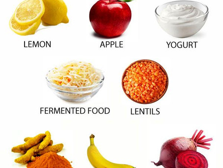 What are the best foods to aid in digestion: