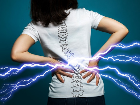 Chronic Low back Pain, do you need more than just an adjustment ?