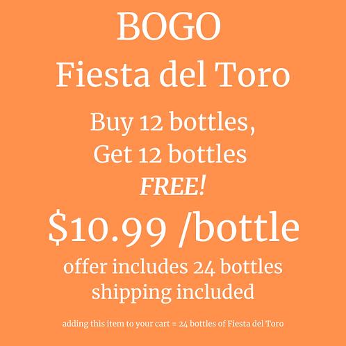 BOGO Fiesta del Toro