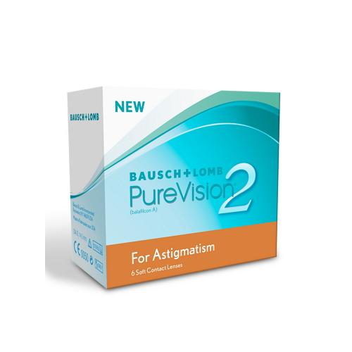 B+L PureVision2 Astigmatism