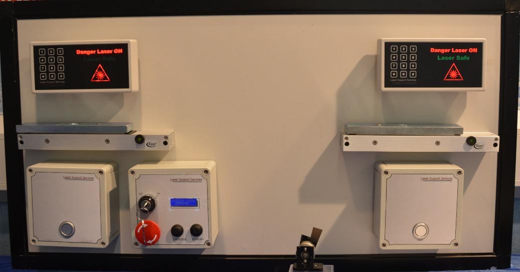 Laser Interlock System