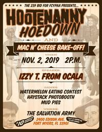 Hootenanny Hoedown - SW239 Bid 2019.JPG