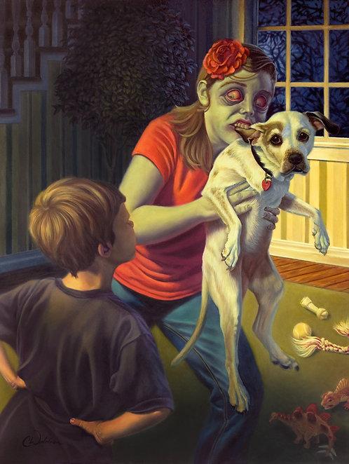 My Zombie Babysitter