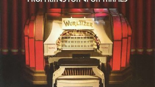 Book - The Mighty Regal Wurlitzer