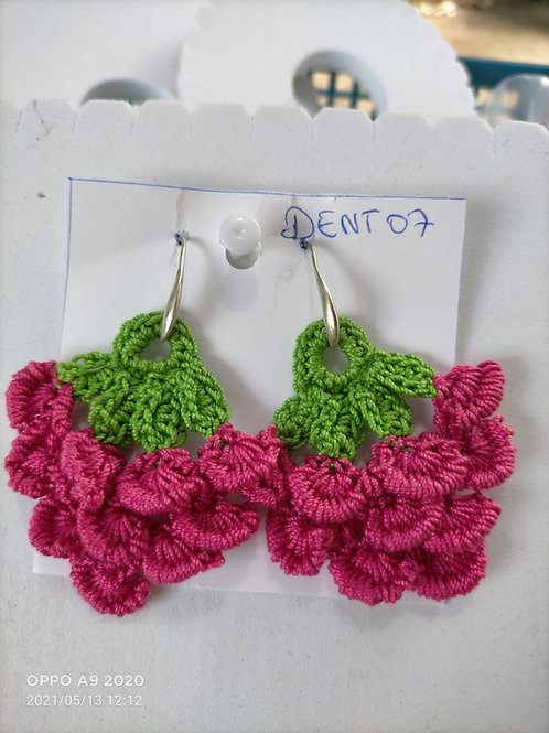 B.O crochet  Dent 07