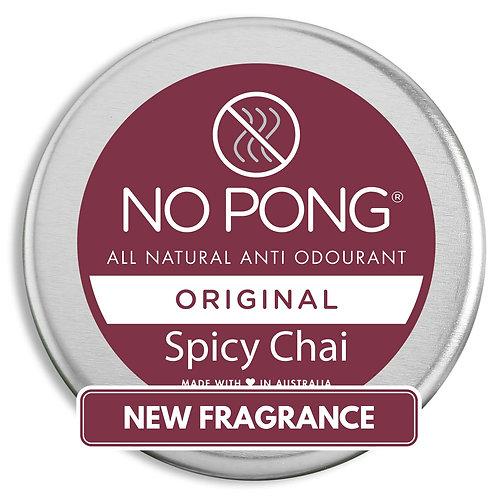 NO PONG – SPICY CHAI ORIGINAL