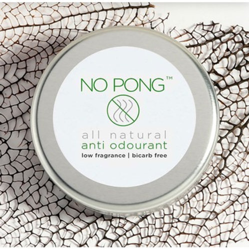 No Pong Natural Anti-Odourant - BICARB FREE