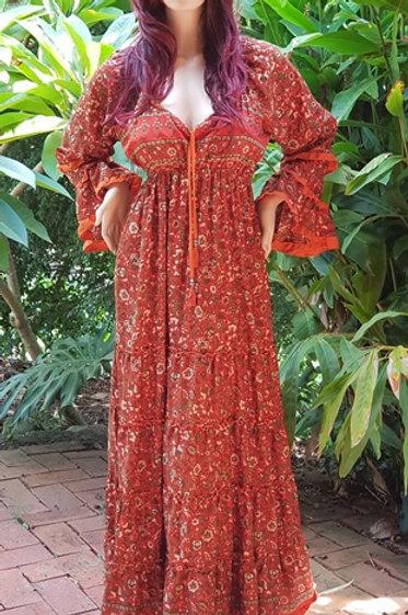 Silk Boho Gypsy