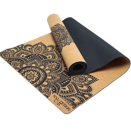 3.5mm Cork Yoga Mat